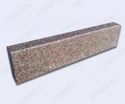 Гранитный бордюр размер 20x8 см, емельяновка