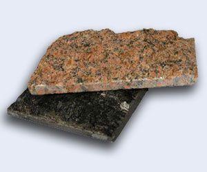 гранитная плитка скала