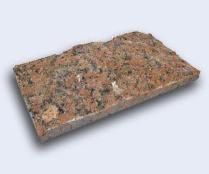 облицовочная плитка скала из гранита